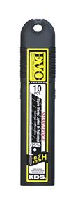 EVO Black Snap-Off Blades 25mm 10 Pack