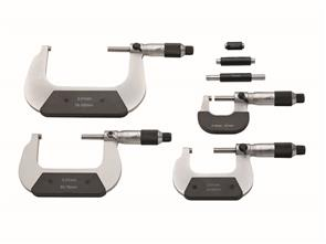 HELIOS EXTERNAL MICROMETERS SET 0806