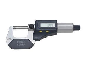 HELIOS Digital Micrometer 0-25