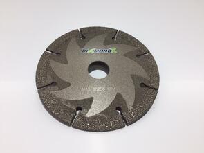 DIAMONDX Steel Grinding Disc 125mmx3.3x10x22.23mm