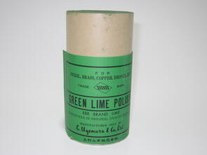 PPS GREENLIME POLISH BAR