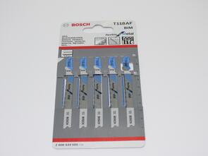 BOSCH Jigsaw Blades T118AF