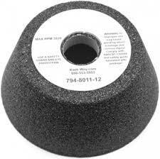 KINIK Tapered Cup 150/100x65x31.75mm C30JV (GREY)
