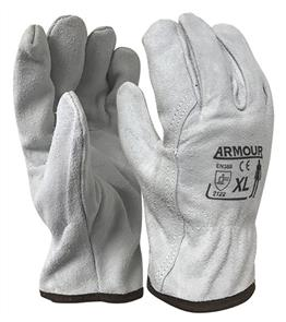 ARMOUR Cowhide Rigger Glove Xtra Large