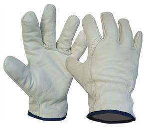 ARMOUR DRIVER LEATHER GLOVE 3XL