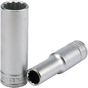 "TENG 1/2"" DR DEEP SOCKET 15mm 12PNT M12615-C"
