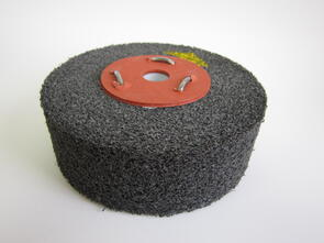 3M Multifinish Wheel Washered 6x2x1 Coarse