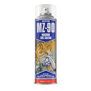 ACTION Matt Zinc Galv MZ90 500ml