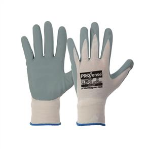 LITEGRIP NNF Glove Foam Nitrile S8/Medium