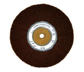 G.WENDT Flapwheel Nonwoven LV 165x15mm W/C Medium  (360753)