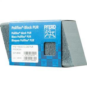 PFERD Poliflex Block 1156030 240G PUR