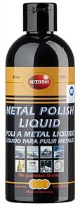 AUTOSOL 1210 Metal Polish Liquid 250ml