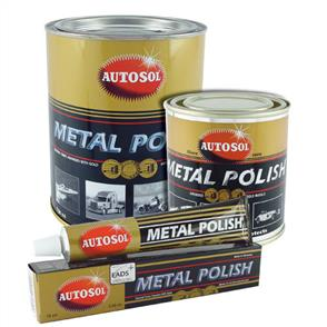 AUTOSOL 1000 Metal Polish 75ml / 100g