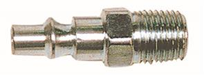 ARO Male Connector A2608 1/4 BSP QD4M