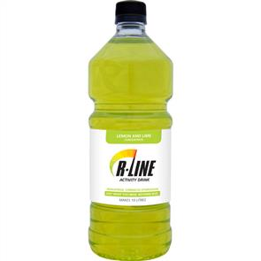 R-LINE Electrolyte Concentrate Drink 1Ltr Lemon-Lime