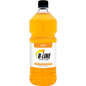 R-LINE Electrolyte Concentrate Drink 1Ltr Orange