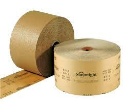 SUNMIGHT Sanding Roll 115mmx 50m  80G Paper