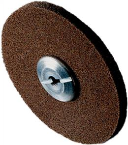 3M EXL Unitized Wheel 6A Medium 150x6x25mm