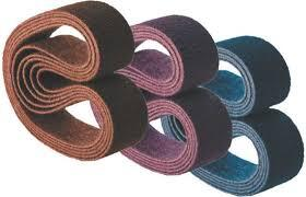 3M Sanding Belt Scotchbrite  30x 533mm Medium Duraflex