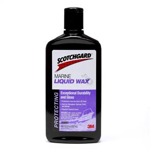 3M MARINE LIQUID WAX 1Ltr 9062