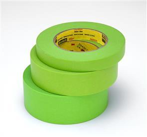 3M 233+ Masking Tape, Performance 18mm x 50m