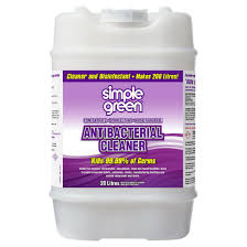 SIMPLE GREEN Anti-Bacteral Cleaner Concentrate 20Ltr SG35001
