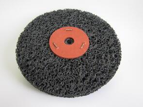 SAN Strip & Clean Disc Black 200x2 Washered