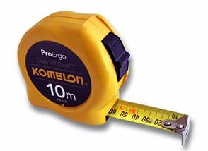 KOMELON Tape Measure 10mx25mm PE105