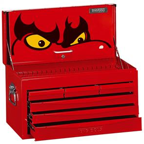 TENG 6-Draw Top Tool Box w/EYES TC806SV