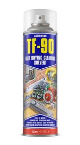 ACTION FAST DRYING CLEANING SOLVENT TF-90 500ml