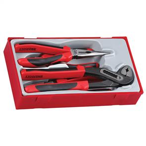 TENG BITE PLIER SET, MEGA 4PC (TT440-T)