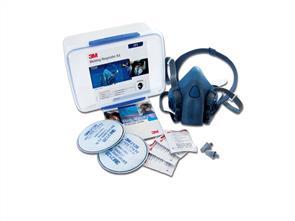 3M Respirator 7528, Welding Starter Pack Kit