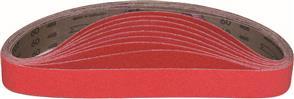 VSM Sanding Belt Ceramic XK870T  10x 330mm  80G
