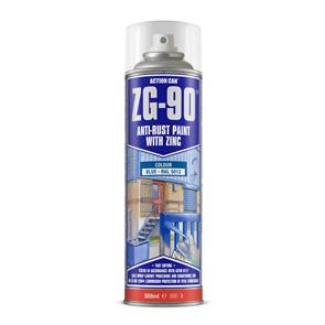 ACTION Anti-Rust Blue (Zinc) ZG90 500ml