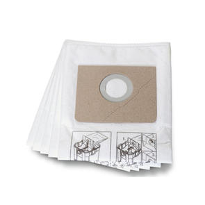 FEIN FLEECE FILTER BAGS 25 LITRE (BOX 5)