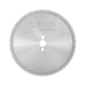 LEUCO Crosscut Saws in Solid Wood or Wood based Panels