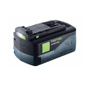 FESTOOL ACCESSORIES BATTERY BP18 6.2Ah Li