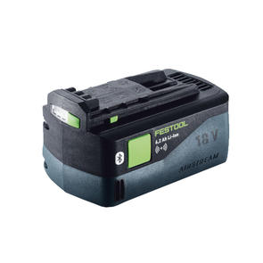 FESTOOL ACCESSORIES BATTERY BP 18 6.2 Ah Li
