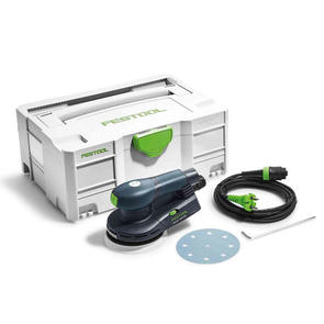 FESTOOL ETS EC 125/3 EQ PLUS SYS 2