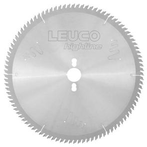 LEUCO Neutral Hook Triple Chip Flat Tooth Saw Blade