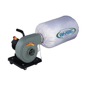 AMAC CT-50P PORTABLE DUST EXTRACTOR 3/4 HP