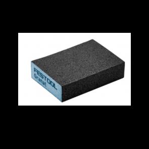 Granat Abrasive Sponge 69 mm x 98 mm x 26 mm P120