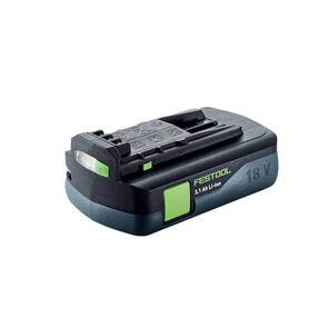 FESTOOL ACCESSORIES BATTERY PACK BPC 18 LI 3.1Ah