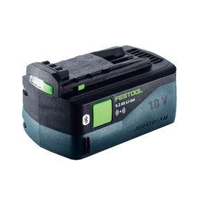FESTOOL ACCESSORIES BATTERY BP 18 5.2 Ah Li