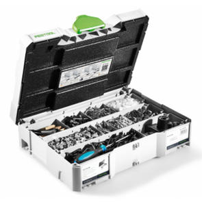FESTOOL ACCESSORIES Domino 500 Connector Range in Systainer