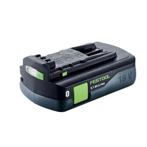FESTOOL ACCESSORIES Battery pack BP 18 Li 3,1 CI ( Lightweight)