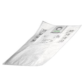 FESTOOL ACCESSORIES FILTER BAG 5 PK CT26