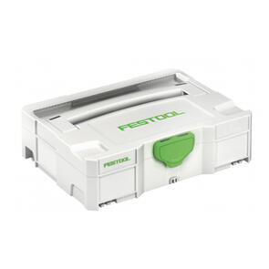 FESTOOL Systainer SYS 1 T-Loc Storage Box  396 X 296 X 112
