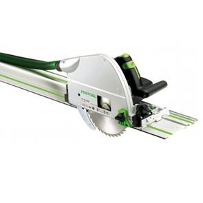 FESTOOL TS 75 EBQ-PLUS-FS SAW AND GUIDE RAIL SET