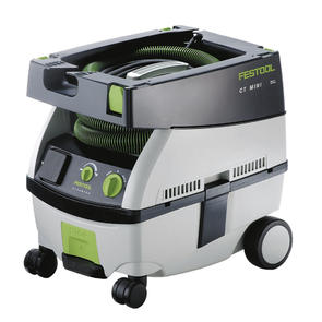 FESTOOL CT MINI DUST EXTRACTOR MOBILE EXTRACTION UNIT Basic